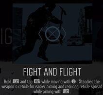 Fight and flight