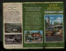 Sherman brochure