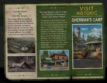 Sherman brochure