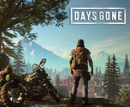 Dayss Gone possible cover.