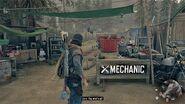 Mechanic in hot springs