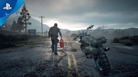 Days Gone – World Video Series- Riding The Broken Road - PS4
