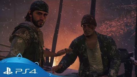 Days Gone Alternate Playthrough E3 2017 PS4