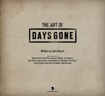 The Art of Days Gone-005