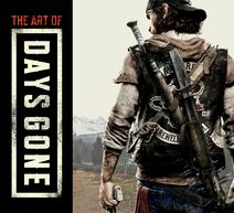 The Art of Days Gone-000