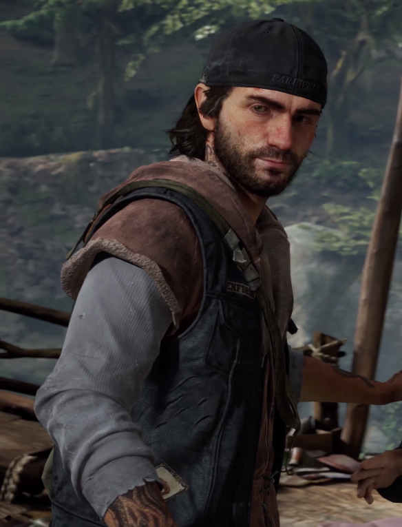 Deacon St  John | Days Gone Wiki | FANDOM powered by Wikia