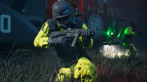 NERO soldier
