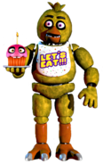 Chica full body by joltgametravel-d95t1ac