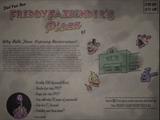 Start Your Own Freddy Fazbender's Pizza Kit