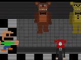 Minor Animatronic characters