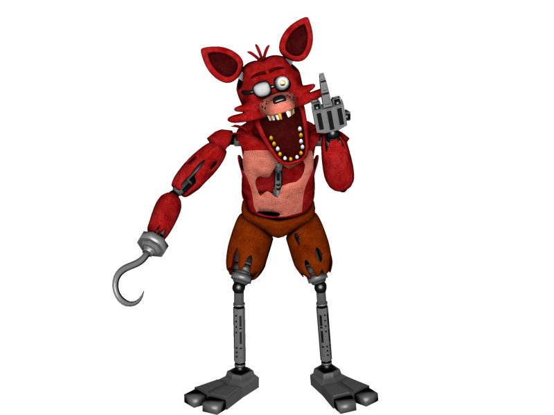 Foxy dating Chica