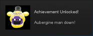Achievement - Premature ending
