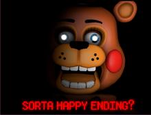 Sorta happy ending