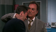 Andre comforts Chad