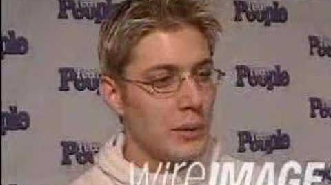 Jensen Ackles Teen People Interview