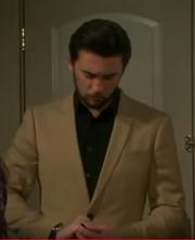 Chad wears the Phoenix Ring