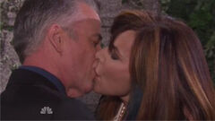 Ian Kate kiss