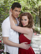 Melanie Jones & Chad DiMera ~ Days of Our Lives