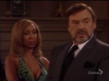Stefano DiMera and Celeste Perrault | Days of our Lives ...