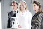 Marlena with Tony and Gina in her mind