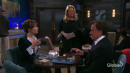 Anna interrupts Andre and Kate