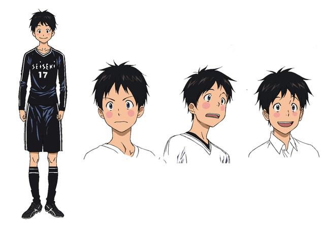 Anime Boy Character Design : Headless d chara design character design and d