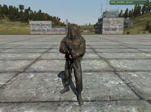 GUE Soldier Scout
