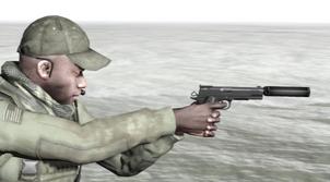 Kimber M1911 SD