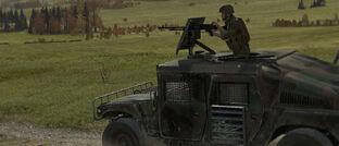 HMMWV M240