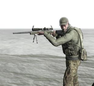 M40A3 (no camo)
