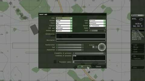 Arma 2 Editor Tutorial (1