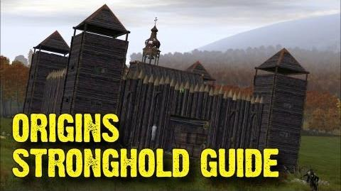 ORIGINS STRONGHOLD GUIDE - Building Guide - DayZ Origins Mod Stronghold