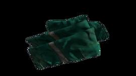 Green Paramedic Pants (P-W)
