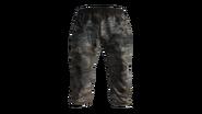 Black Tracksuit Pants Model (R)