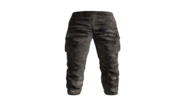 Brown Hunter Pants Model (D-BD)