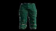 Green Paramedic Pants Model (P-W)
