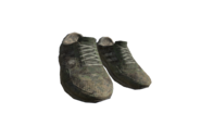 Green Athletic Shoes (D-BD)