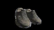 Black Athletic Shoes (R)
