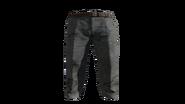 Light grey Slacks Pants Model (R)
