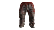 Red Tracksuit Pants Model (R)