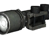Weapon Flashlight