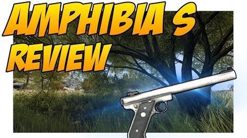Amphibia S Weapon Review - DayZ Standalone