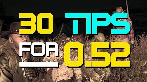 30 Tips For DayZ 0.52