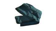 Blue Medical Scrubs Pants (P-W)