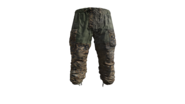 Autumn Camouflage Gorka Military Pants Model (D-BD)