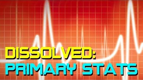 DayZ Primary Stats Health, Blood & Shock (DayZ Dissolved 1)