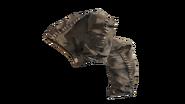 Leather Pants Natural (D-BD)