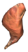 Raw Rabbit Leg