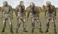 Zombie Military