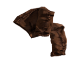 Leather Pants Brown